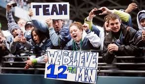 """Looking to score tickets for Saturday's Seahawks game? The Better Business Bureau says beware of fake plays by """"re-sellers."""""""
