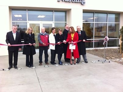 The WSU Tri-Cities nursing program now has a bigger and better facility on Lee Boulevard in Richland.