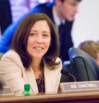 U.S. Senator Maria Cantwell