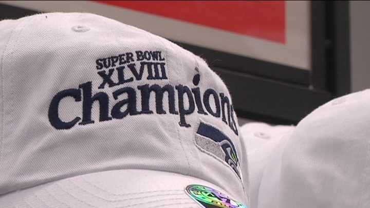 If you are still looking to get into some Seahawks Championship gear you better go soon.
