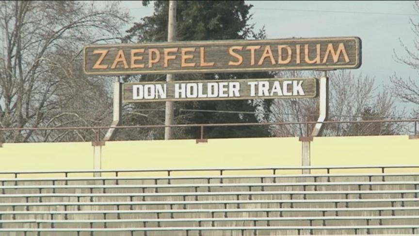 The Yakima School District wants to hear what you think about plans for Zaepfel Stadium at Eisenhower High School.