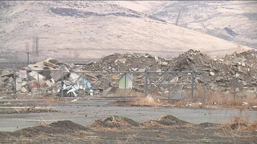 The city of Yakima is getting ready to start construction on the Cascade Mills Site.