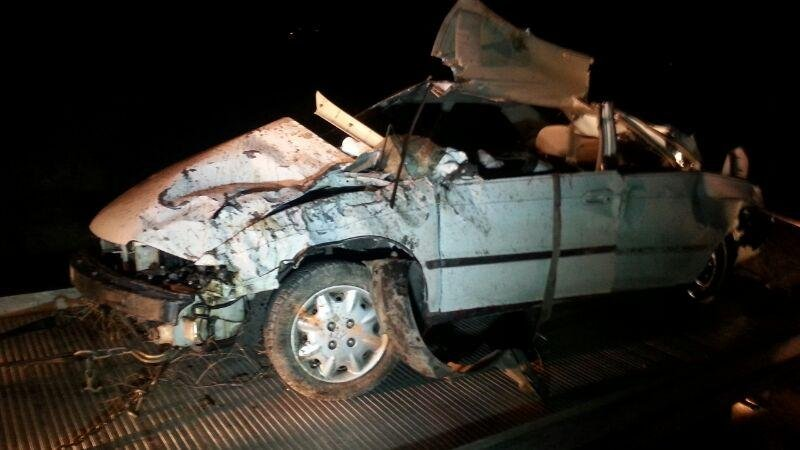 Crash on Interstate 82 near Benton City injures man and woman from Kennewick.