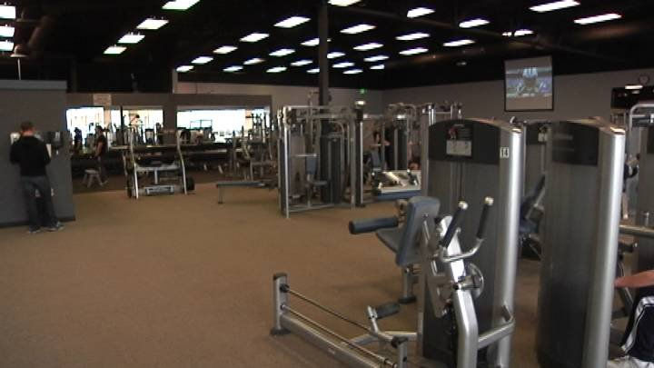 Broadmoor Fitness in Pasco Expanded from 7,000 sq ft to 14,000 sq ft
