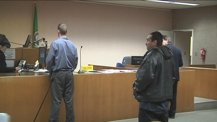 Five suspects in a 2011 fraud case is finally proceeding in Yakima.