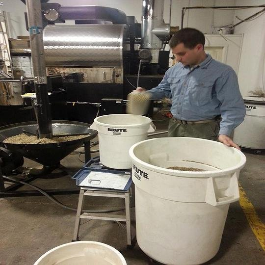 It's a beverage that many of us drink every day. Of course, we're talking about coffee, and this morning a local coffee roaster showed NBCRight Now just how a cup of joe is made.