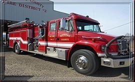 The Board of Fire Commissioners for Kittitas County Fire District 2 says it will ask voters to approve a bond in the Special Election in April.