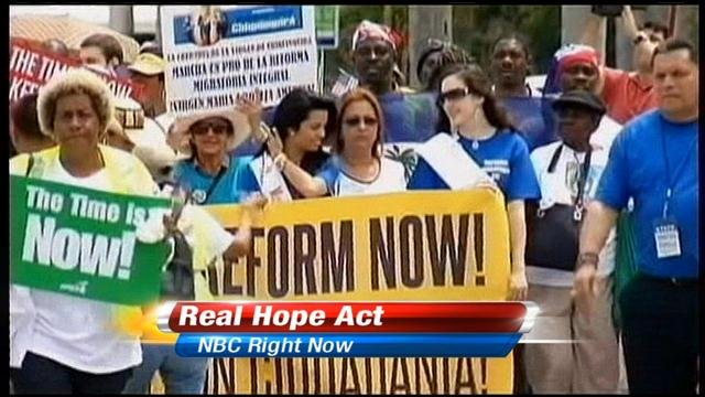 The state legislature is making strides when it comes to immigration reform.