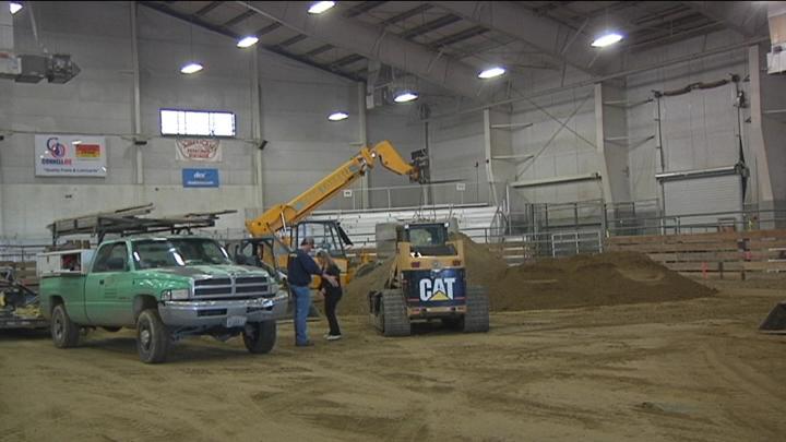 Home Garden Show Preparations Are Underway Spokane