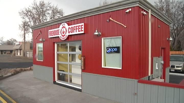 Li'l Firehouse Coffee in Kennewick