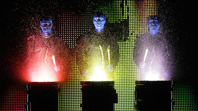 The March 20th performance of the Blue Man Group at the Toyota Center has been rescheduled for October 15, 2014.