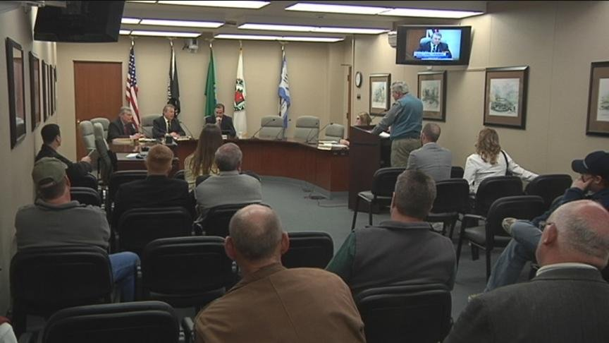 If you're looking to grow, process or even sell marijuana in Yakima County, you're going to have to wait at least six more months.