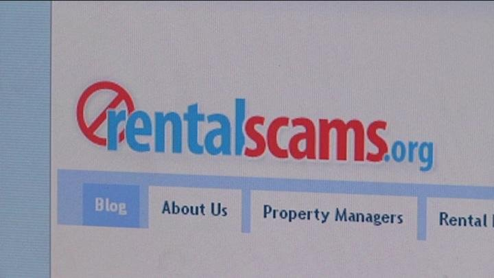 If you are looking for a new home to rent, watch out for people trying to steal your personal information or money.