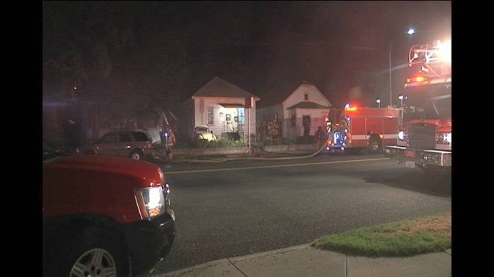 A woman from Clarkston, Washington is now in the Benton County Jail after police say she set a Kennewick home on fire.