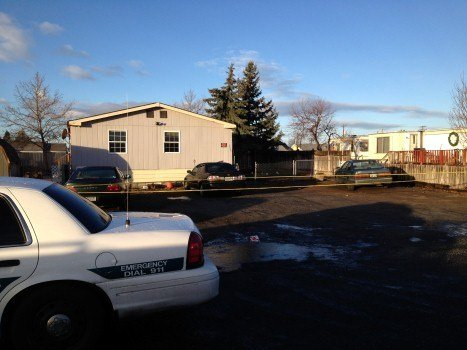 Grant County sheriff's officers investigating last weekend's fatal shooting of a 16-year-old boy near Moses Lake have arrested a 17-year-old boy.