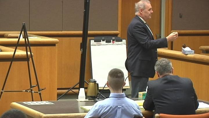 Jury deliberations will continue on Monday in the Joshua Hunt murder trial.