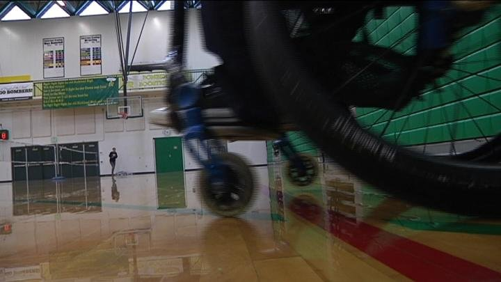 A Richland High School junior is working to bring his sport of choice to the Tri-Cities.