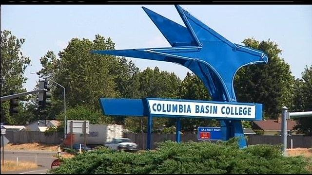 Over 575 pieces of high school student artwork are now on display at the Columbia Basin College Gjerde Center in Pasco.