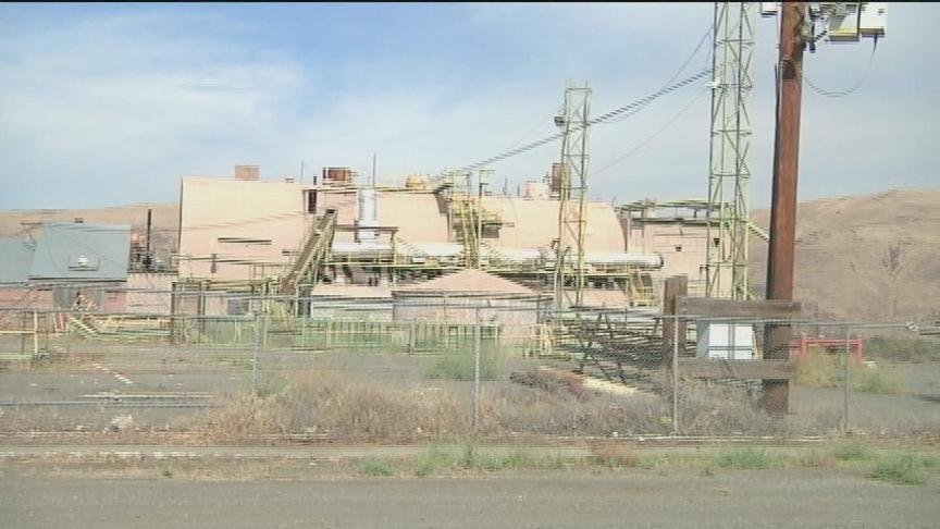 The City of Yakima appears to have all their ducks in a row when it comes to cleaning up the old Boise Cascade Mill Site.
