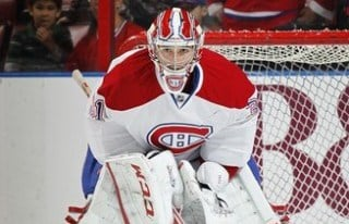 Montreal Canadiens star goaltender and former Tri-City American Carey Price will miss the next two games because of a lower-body injury.