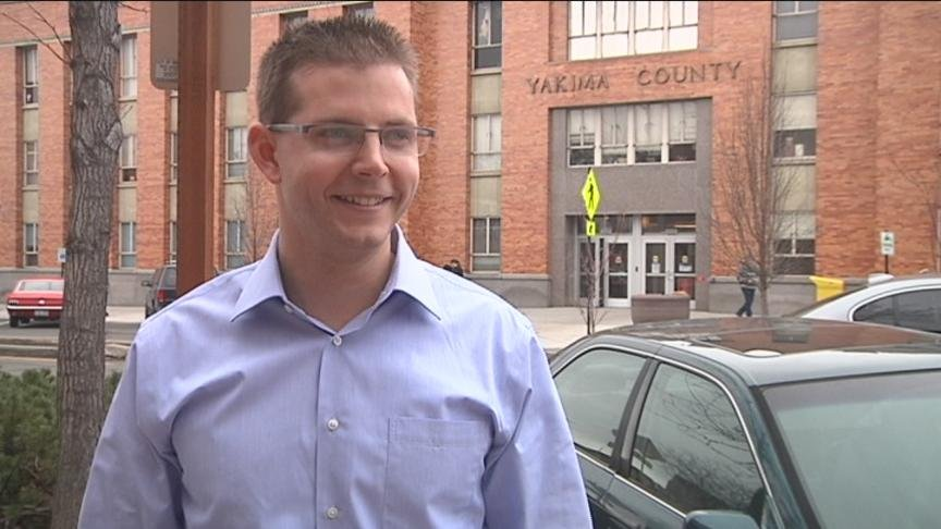 Yakima's Mayor Micah Cawley is officially running for Yakima County Auditor.
