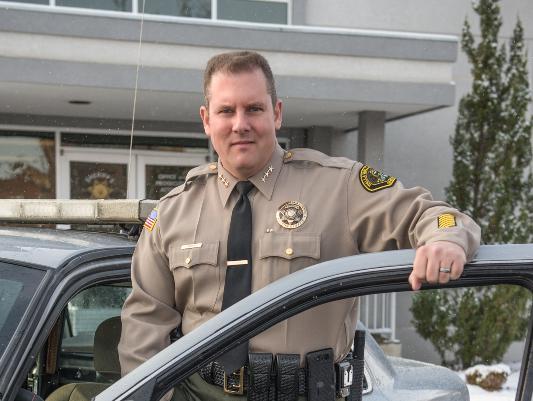 Walla Walla County Sheriff John Turner