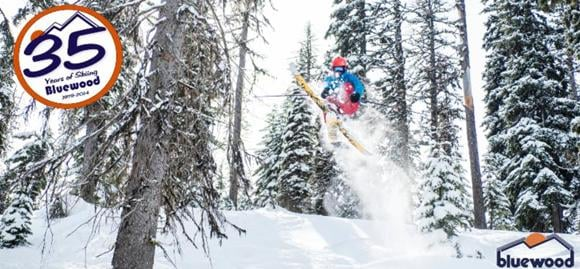 Skiers and snowboarders wanting to go to Ski Bluewood Thursday will need to postpone their trip.