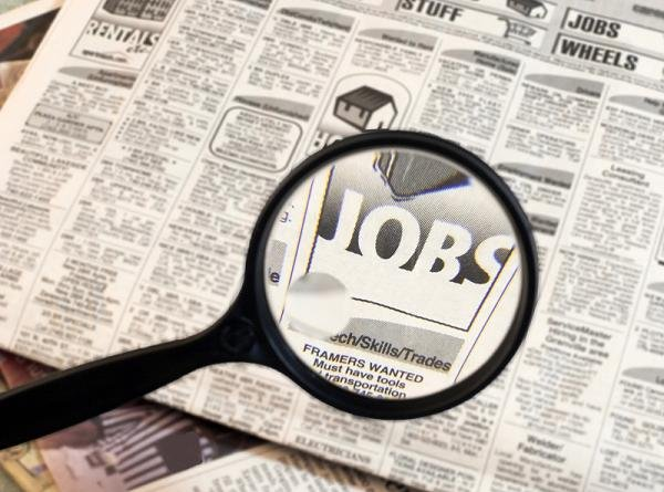 Washington state's unemployment rate is 6.4%, the lowest it has been in more than five years.