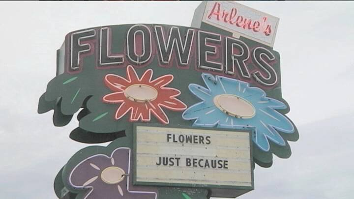 AG Bob Ferguson brought up the Arlene's case at a Rotary Club meeting in Kennewick Wednesday to explain how business owners cannot discriminate against people based of their sexual orientation.