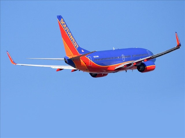 The FBI says a Southwest Airlines flight from Seattle to Sacramento, Calif., made an emergency landing in Oregon because of an unruly passenger.