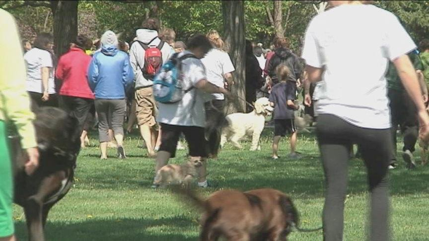 """The Yakima Humane Society is already looking for pledges in this year's """"See Spot Run"""" 5k."""