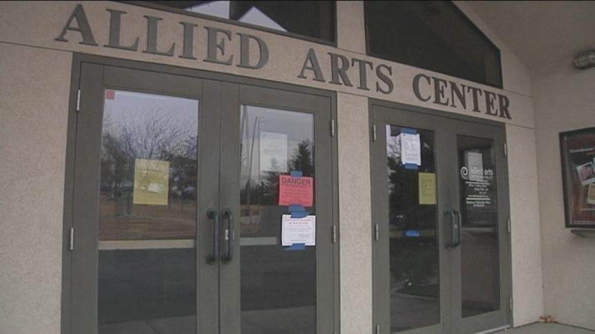 It is a sad day for the art community in Yakima. Staff at Allied Arts are dissolving the organization due to financial issues.