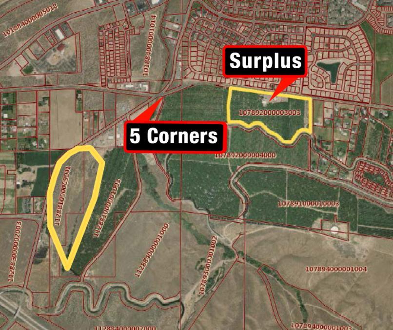 Stem School Tri Cities: Kennewick School District Seeks New School Land Exchange