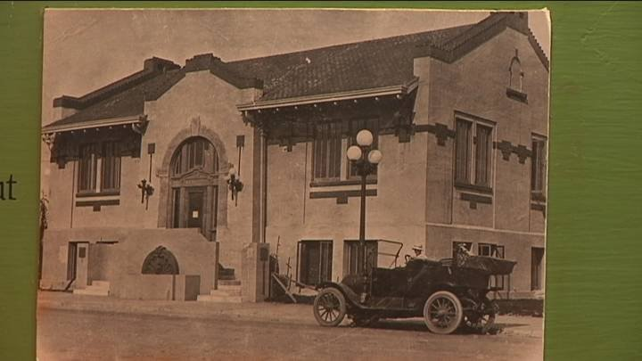 It's Throwback Thursday and we're taking a look back at the Franklin County Historical Museum in Pasco.