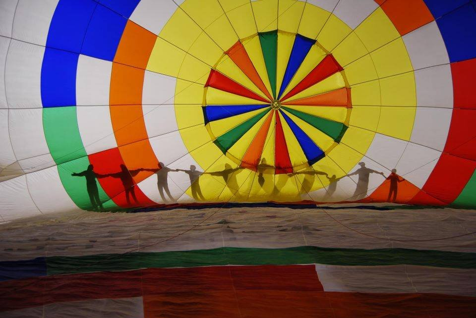 Up, up and away! Even though the Walla Walla Balloon Stampede is returning this spring 'scaled back,' people can still look forward to lots of family fun.