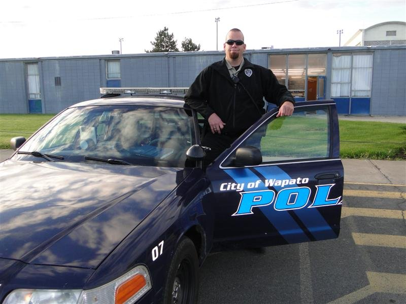 A former Wapato Police Officer's death may be linked to an injury he received on the job three years ago.