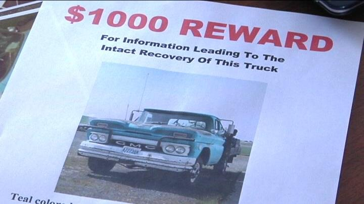 NBC Right Now is tracking a recent crime trend. Farmers are reporting stolen equipment, but it is not just small tools…they are taking entire trucks.