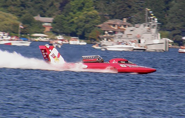Hydroplane races will return to Lake Coeur d'Alene this summer.