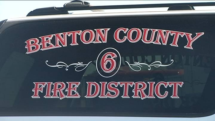 The state auditor's office released a report this week on their investigation into Benton County Fire District 6.