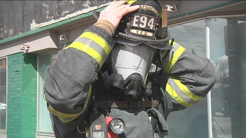 """Yakima Firefighters handled a """"mayday"""" situation Wednesday. But don't worry, it was just a drill."""