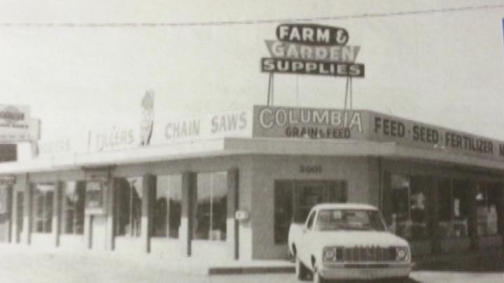 This week's Throwback Thursday feature takes us to a long time business in Pasco, Columbia Grain & Feed.