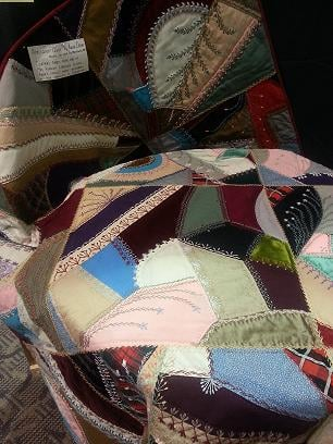 Hundreds of original quilts are on display at the Three Rivers Convention Center for the 31st Annual Tri-City Quilters' Guild Show.