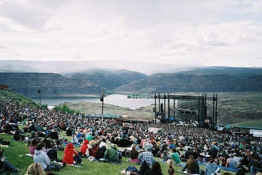 LiveNation announced on Friday that the 2nd weekend of the Sasquatch Music Festival at the Gorge Amphitheater has been canceled.