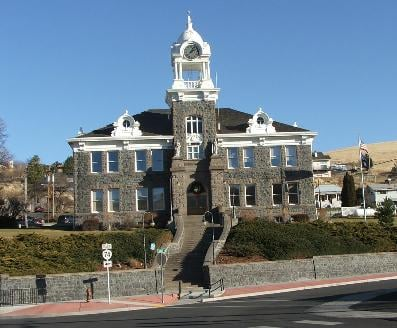 Morrow County Historic Courthouse
