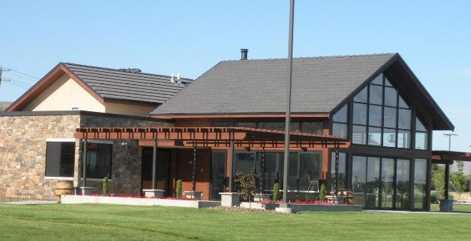 A long-awaited visitor center celebrating Washington's wine industry has opened quietly in Prosser.