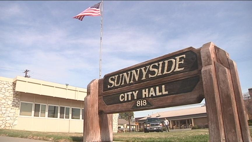 The City of Sunnyside has discovered that one of their employees may have been mismanaging city money.