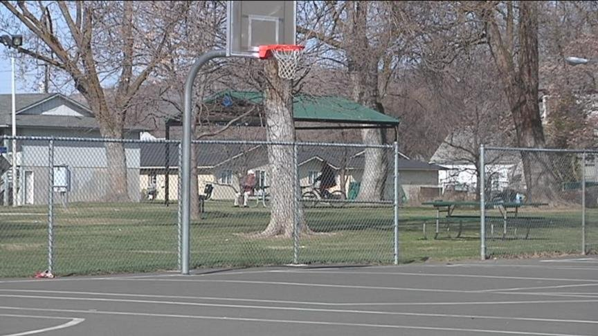 Police are investigating after a body was found in Yakima's Miller Park this morning.