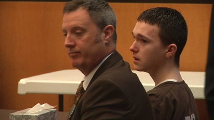 A Benton County Judge has sentenced a 19-year-old Joshua Hunt to over 23 years in prison for murder.