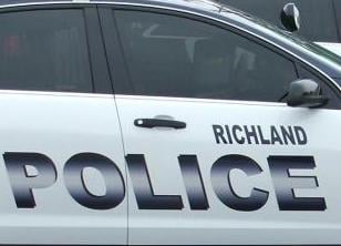 Richland Police say a man from Richland is in jail facing charges for raping a child.