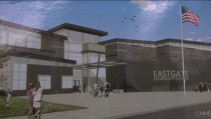 Many Kennewick natives have walked the hallways of Eastgate Elementary. It's where they learned to read and write. Now, alums are saying goodbye to the building, before a new school is built.